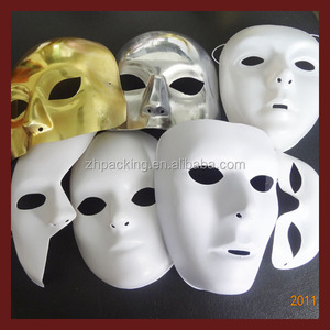 good quality plastic face mask for kids party toy cosplay plastic mask
