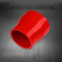 BLACK HORSE universal 102mm-76mm 3 ply straight turbo piping silicone coupler reducer hose