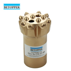 Top Quality Flat Face Ballistic Button Rock 76mm T38 Drill Bit