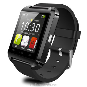 Bluetooth Watch U8 For IOS IPhone 4/5S/6 Samsung S4/Note 3 HTC Android /IOS Phone Smart watch GT08 DZ09 A1 W8