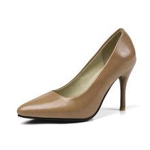 MORAZORA/женские туфли-лодочки; Новинка 2020 года; Модельные туфли в стиле ретро; Женская офисная обувь с закрытым носком на тонком высоком каблук...(China)
