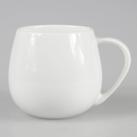 400ml 14oz Fine Porcelain Bone China Creative Elegant Fashion Coffee Tea Water Drinking Mugs