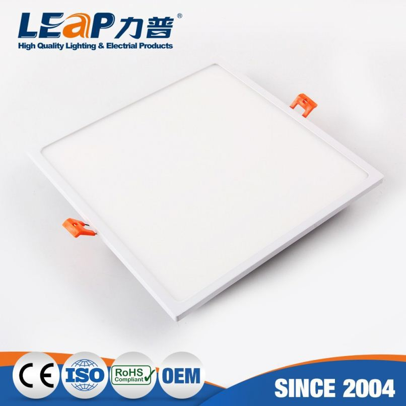 3 Inch 8W Super Thin Square Embedded Ul/Csa Approved Led Panel Lights Ceiling Down Light(White Side Light-Emitting)