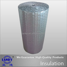 Fireproof material aluminum foil bubble heat insulation sheet