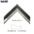 Black Modern Foam Plastic Document Curved Surface Picture Decoration ps Strips