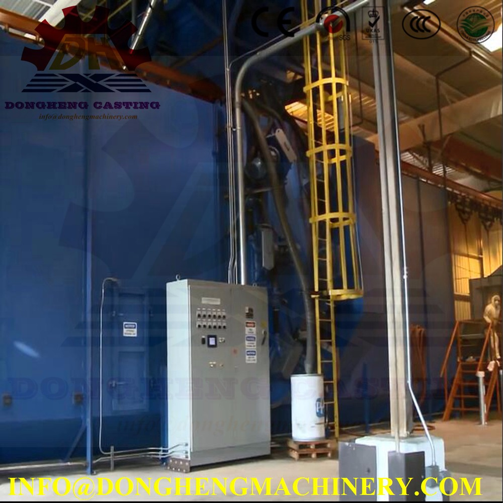 CE Cheap Steel Structure Shot Blasting H beam cleaning Machine