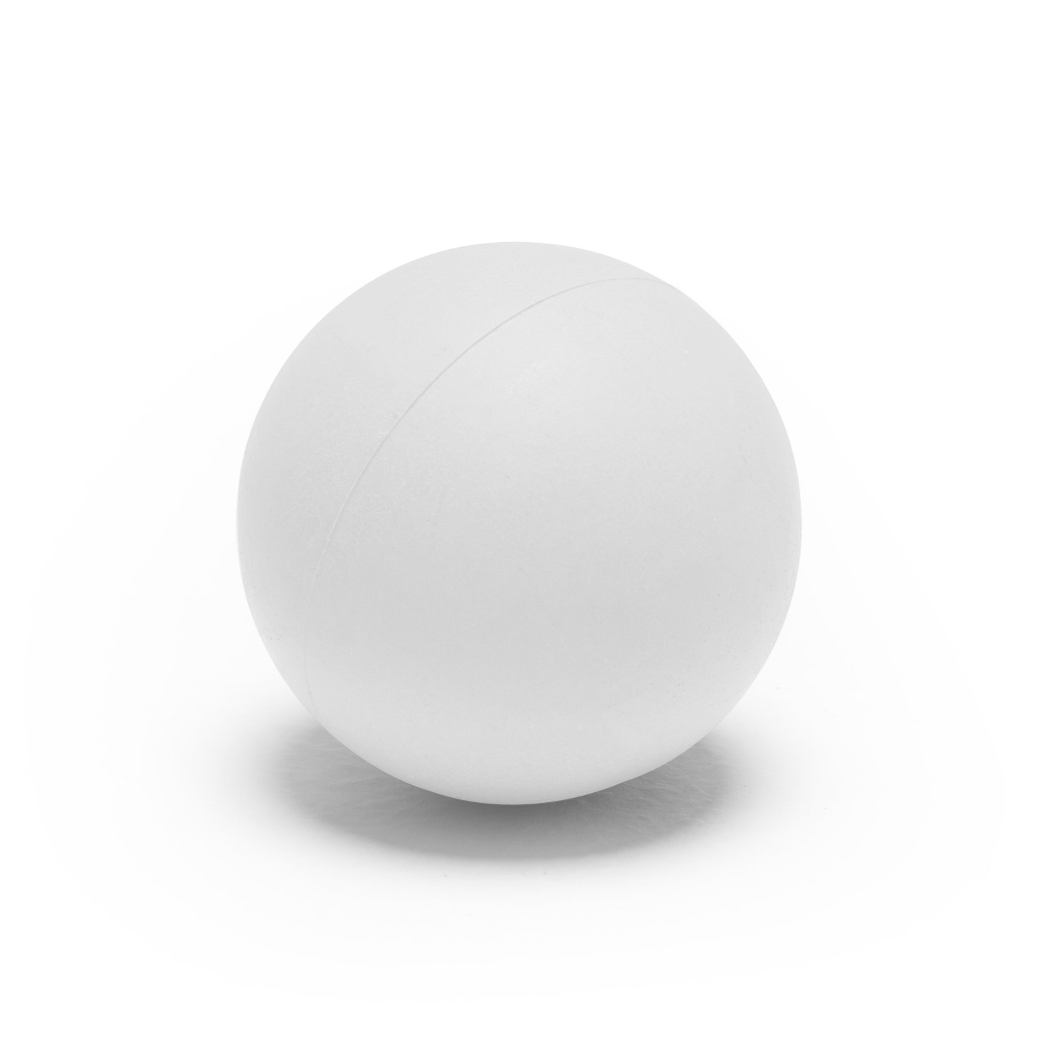 Champion Sports Soft Lacrosse Practice Ball, Pack of 12, White