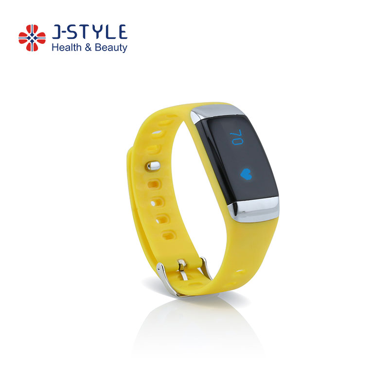 Bluetooth Heart Rate Wrist Pedometer,Customized Pedometer Logo, Sport Healthy Activity Tracker