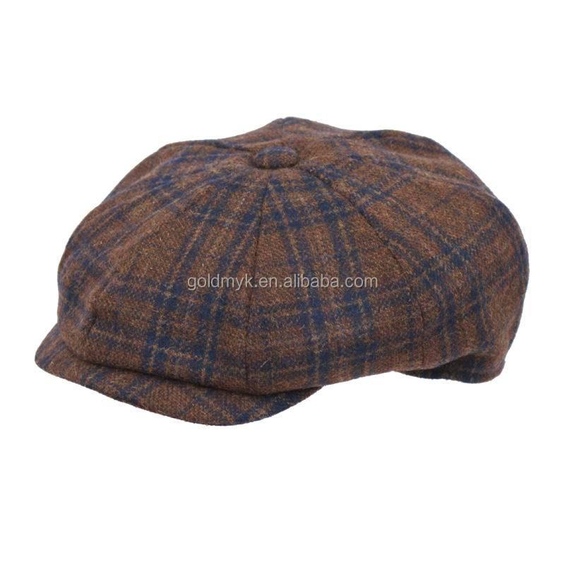 Tweed Hats Unisex db7b692b4509