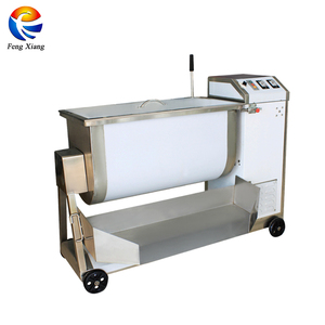 FC-608 Sausage Oil Meat Sauces Mixer Mixing Machine / Blender with single axis