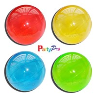 China wholesale market BSCI and Disney Social Audit Factory new technology high quality promotive ball toys 2015 jumping hollow