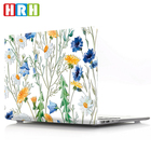 Flower Custom Design Hard 1Waterproof Case For Macbook Air 13 Laptop A2159 Newest 2019 A1932 case 16 Inch A2141