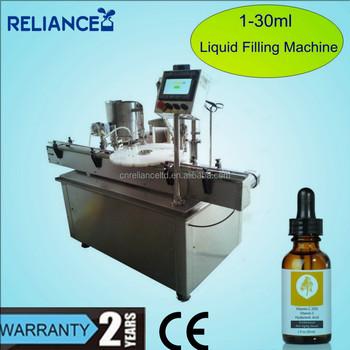 R-vf 1oz 2 Oz Alcohol Tincture Solution Bottle Filling Machine ...