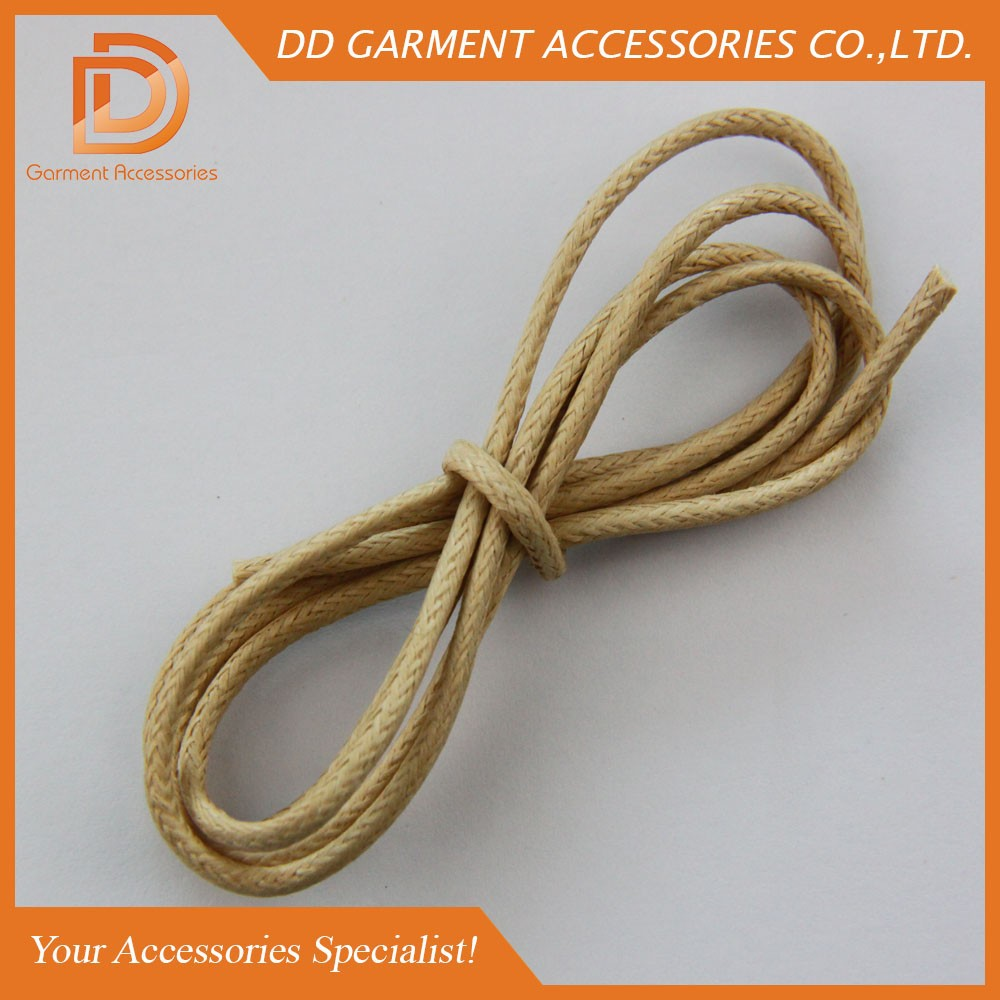 Custom High Quality Cotton Draw Cord