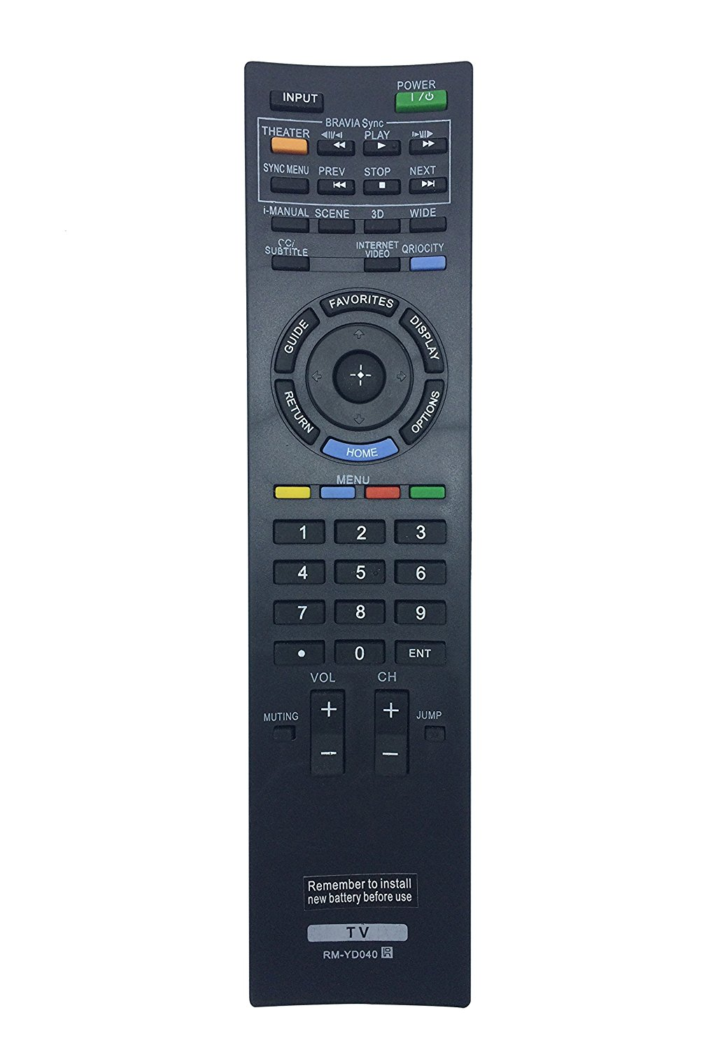 buy vinabty new rm yd040 replaced remote control fit for sony kdl rh guide alibaba com sony kdl55hx800 manual pdf sony kdl-55hx800 service manual