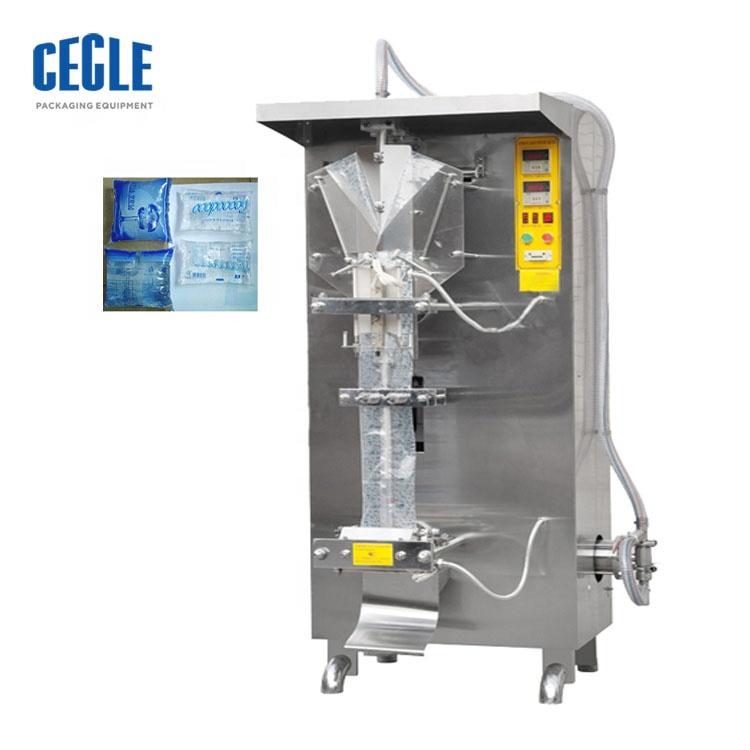 Full Stainless Steel Automatic Sachet Packaging Machine,Sachet Water  Filling Machine,Liquid Sachet Packing Machine Price - Buy Sachet Packaging