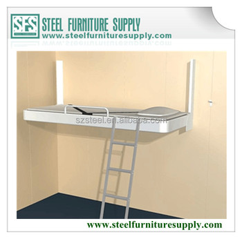 Wall Mounted Bed Used Bunk Beds