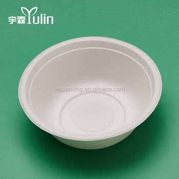 Disposable Microwave Safe Rice Soup Bowl