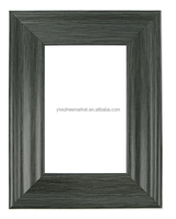 Pewter high quality plastic photo frames