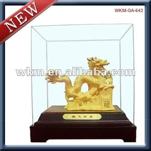 For 2012 gift,choose dragon 24K gold plated