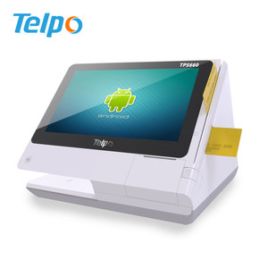 Hot High Quality Android Pos terminal bitcoin Electronic Cash Register with Smartcard Reader