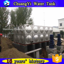 2017 trending products stainless steel fuel tank manufacturer in China