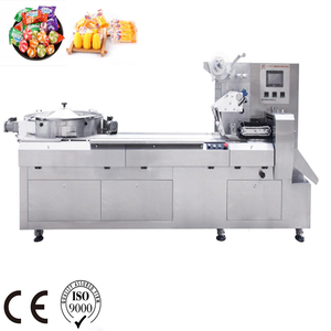 Servo Control High Speed Automatic Small Soft / Hard Candy Packing Machine