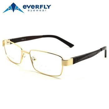 87bf5c8b98ac New models eyewear glasses full frame square plastic optical myopia reading glasses  frame with aluminium magnesium