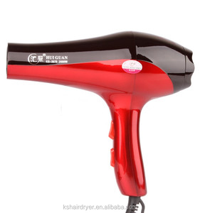 no noise colorful hair tools professional hair dryer