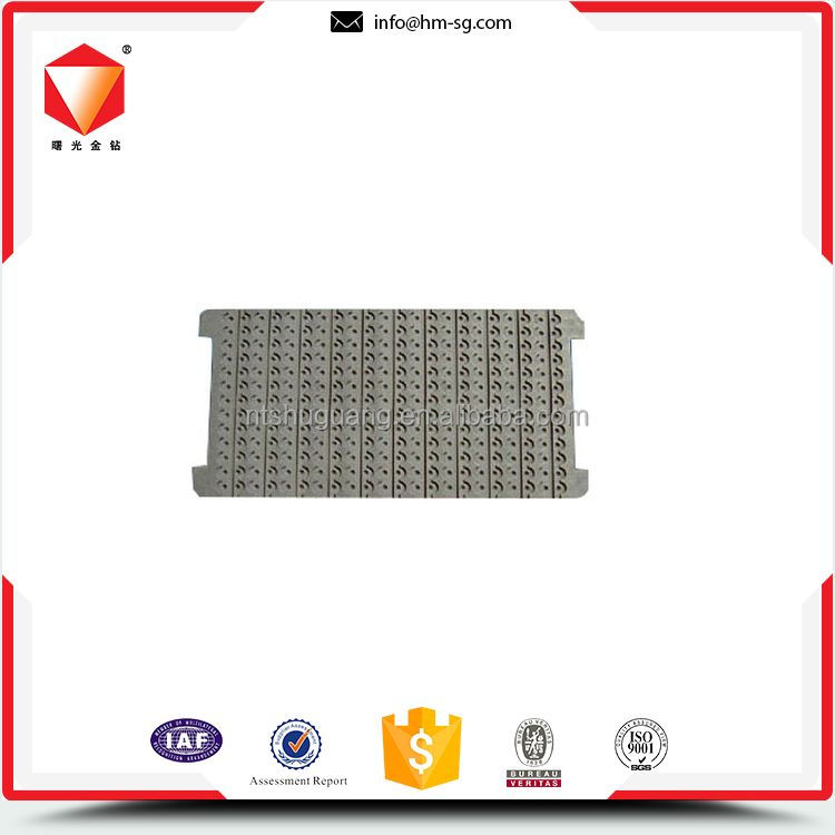 Most popular high thermal conductive diamond sintered graphite mould seller