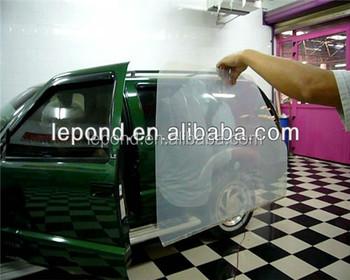 Électrochrome film et verre pour les fenêtres de voiture & home