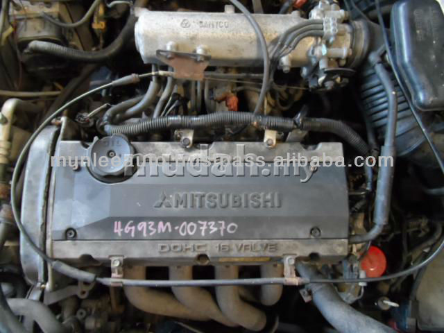 JDM Used Engine Package 4G93 dohc 94-98 years NA AT T/C Suit Fit For Vehicle Mitsubishi Lancer CK