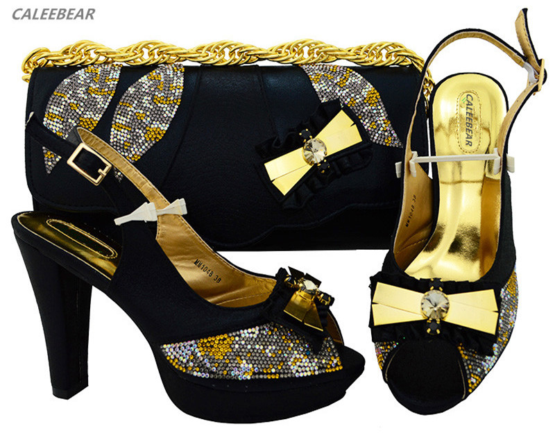 matching shoes shoes shoes Italian evening and set ladies bags bag with women SPUH8UAqW