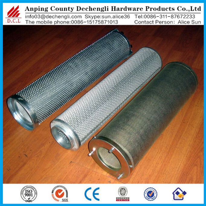 Stainless Steel Filter /Sintered porous metal filter tube