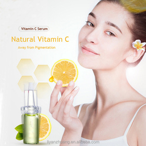 Private Label Face Whitening serum L Ascorbic Acid Vitamin C Serum