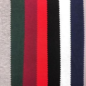 95% polyester 5% spandex knitting elastic single jersey fabric