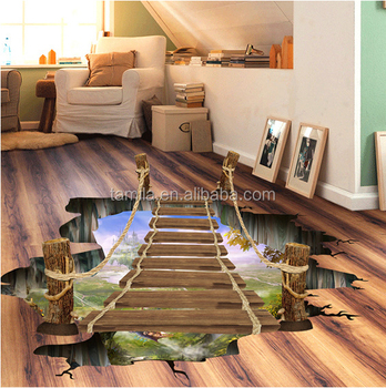 New Arrival Home decor 3d stair wall floor sticker