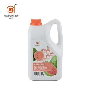 Hot Selling Red Guava Juice Concentrate