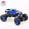 New arriving 1 / 10 scale Blue Truck 4WD 2.4GHz RC Truck