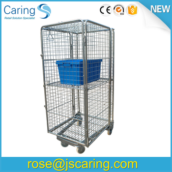Warehouse Roll Cage