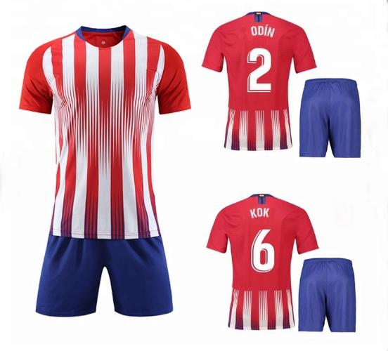 bastante agradable Tienda bastante baratas Venta al por mayor diseños de camisetas deportivas de futbol ...