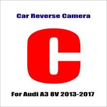 Автомобильная камера заднего вида для Audi A3 8L 8P 8V Автомобильная резервная камера заднего вида для парковки Full HD CCD аксессуары ночного видения...(China)