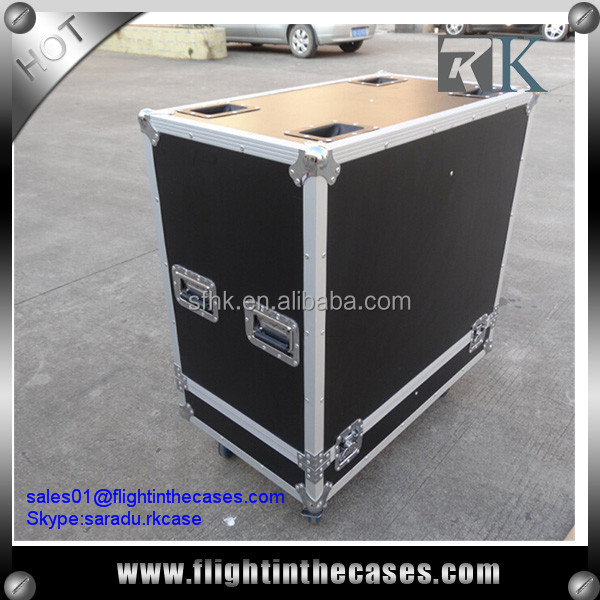 Amp Speaker Road Case ATA Hard Carrying Case for MACKIE SRM Series