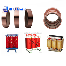 C1100 O copper foil coil price for power transformer winding