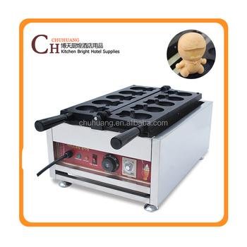 new cartoon doraemon waffle maker biscuit cookie making machine from taiwan