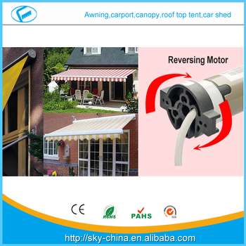 High Quality Aluminum Retractable Pc Window Awning Prefab ...
