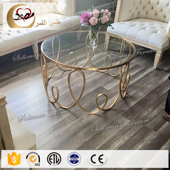 Italian Glass Coffee Table.New Arrival Modern Simple Italian Design Stainless Steel Glass Round Coffee Table Buy Round Coffee Table Glass Coffee Table Coffee Table Stainless