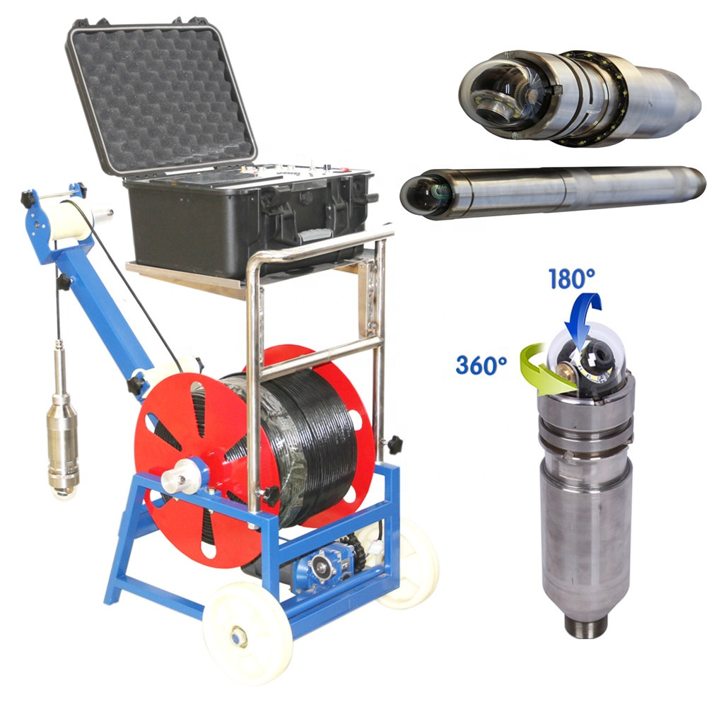100m 200m 300m Borehole Camera,Well Logging Tool And Well Logging Equipment  For Sale - Buy Well Logging Camera,Borehole Camera,Borehole Logging