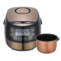 kitchen appliances best sale cooking CB CE 900w 5l digital multi function electric rice cooker