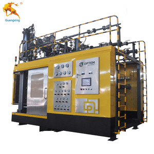 New designed eps boxes foam thermoforming machine automatic